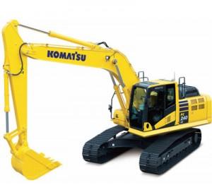 Komatsu PC 240